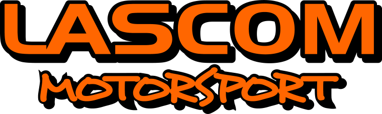 Lascom Motorsport Retina Logo