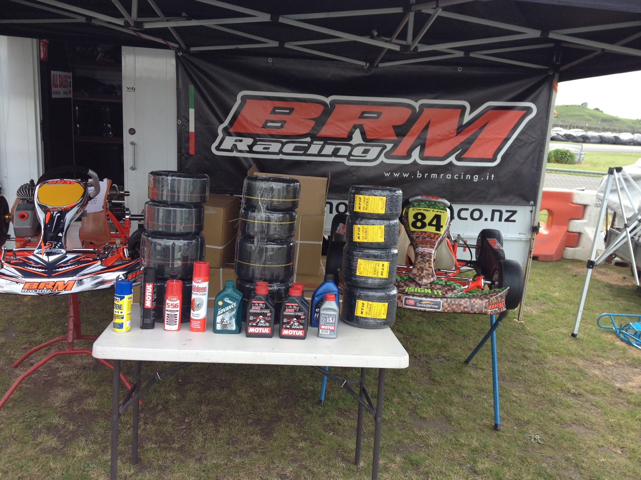 Brand new BRM/Rotax package deals! | Lascom Motorsport
