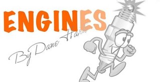 Engines by Dane Harte